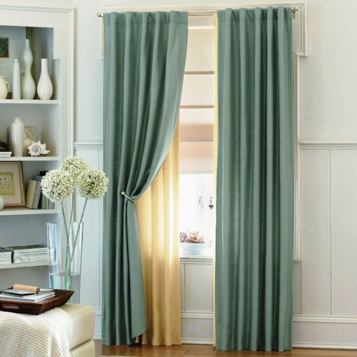 Cool-Light-Blue-Curtains-with-Sheer-Curtain-700x700